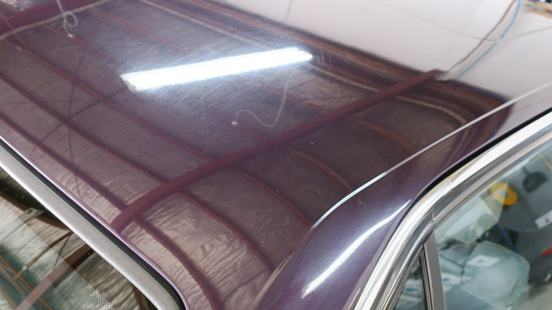 paint correction before example